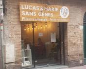 Lucas et Marie sans gênes