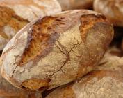 Pain sans gluten à Ségonzac
