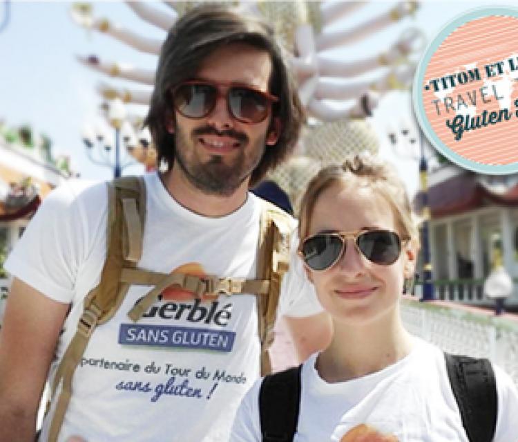 Titom et Lilou vous donnent la recette d'un tour du monde sans gluten