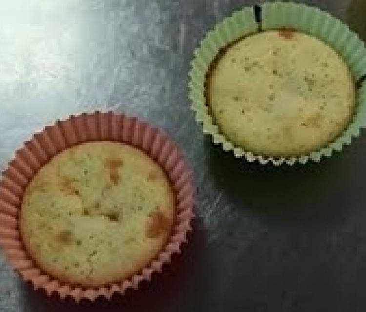 Petits gâteaux à l'orange sans gluten
